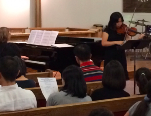 Chamber Music – The Holy Grail In Music Education